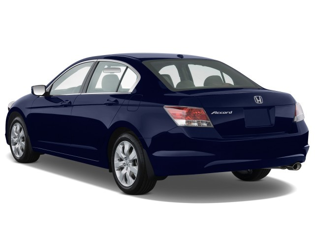 image  honda accord sedan  door  auto   angular rear exterior view size