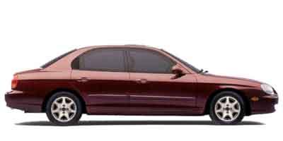 2001 Hyundai Sonata GLS