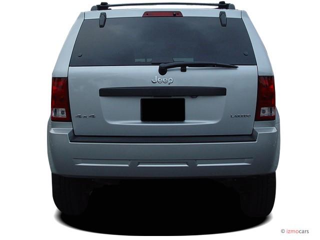 Image 2005 jeep grand cherokee 4 door laredo 4wd rear for 2001 jeep grand cherokee rear window regulator