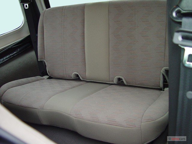 Image 2004 Jeep Wrangler 2 Door Rubicon Rear Seats Size