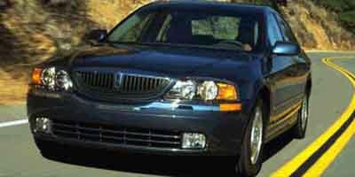 2001 Lincoln LS w/Sport Pkg