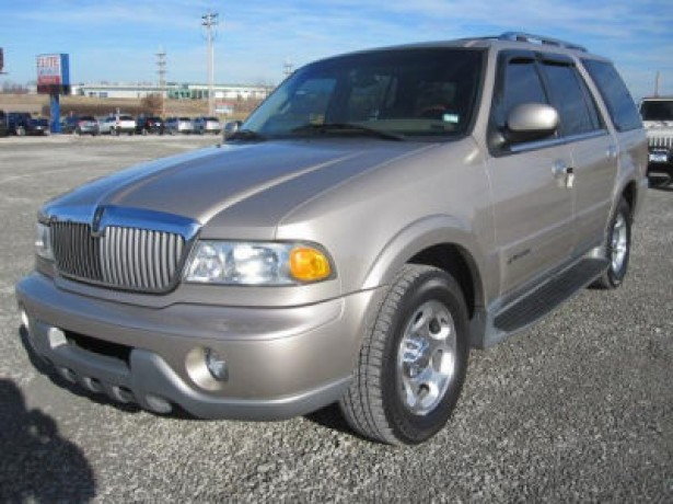 2001 Lincoln Navigator used car