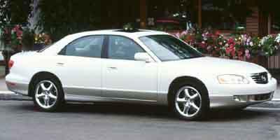 2001 Mazda Millenia P