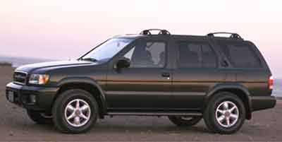 2001 Nissan Pathfinder Review Ratings Specs Prices And