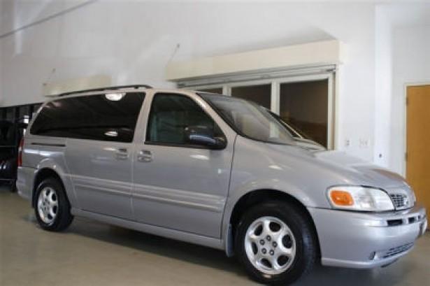 2001 Oldsmobile Silhouette used car