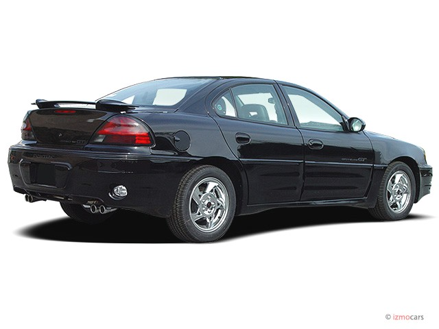 Image 2003 Pontiac Grand Am 4 Door Sedan Gt1 Angular Rear