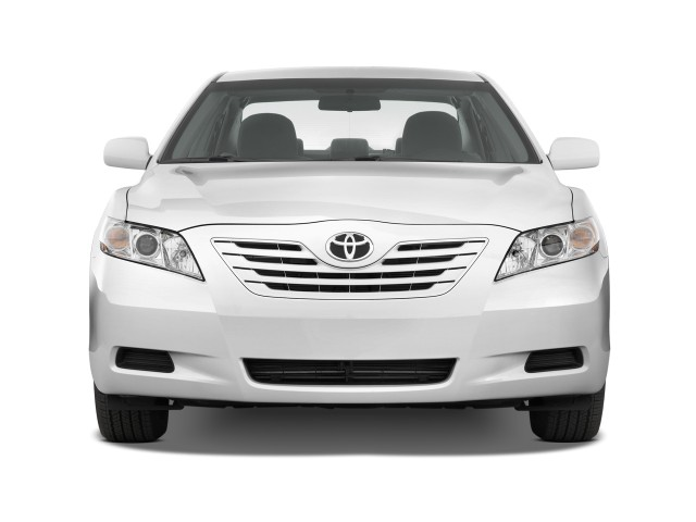 image 2009 toyota camry 4 door sedan i4 auto natl front exterior view size 640 x 480 type. Black Bedroom Furniture Sets. Home Design Ideas