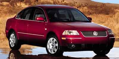 2001 Volkswagen New Passat GLX