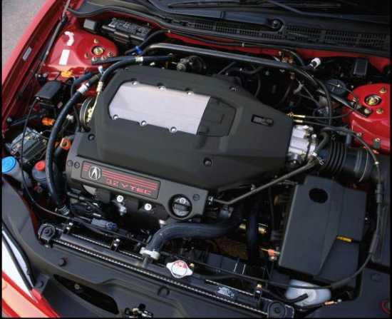 2001 Acura CL engine