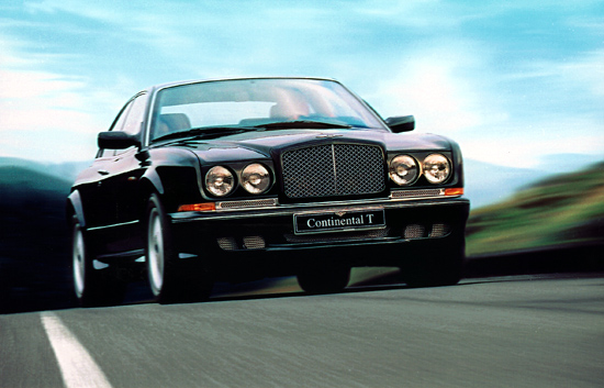 2001 Bentley Continental T