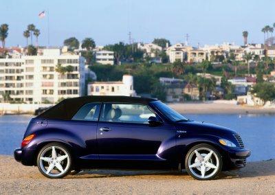 2001 Chrysler PT Cruiser Convertible concept