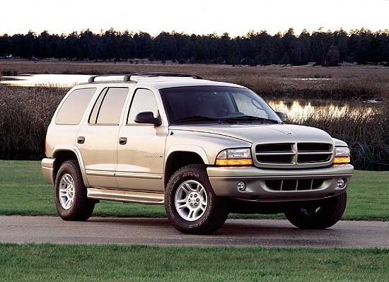 Dodge says its '03 Durango will sport a hybrid powertrain, boosting fuel economy by up to 20 percent.