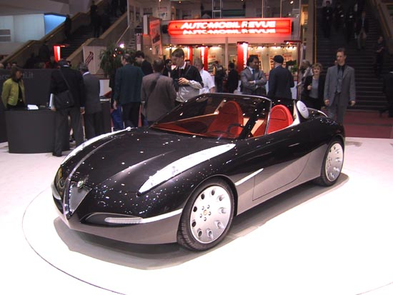 2001 Fioravanti Vola concept