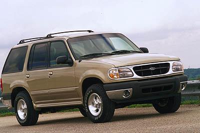 2001 Ford Explorer