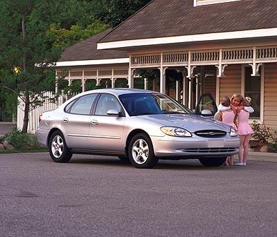 2001 Ford Taurus Sedan