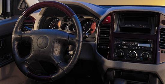 2001 mitsubishi montero limited interior - Mitsubishi Montero 2001 Interior