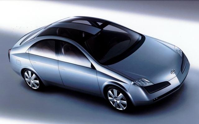 2001 Nissan Fusion concept