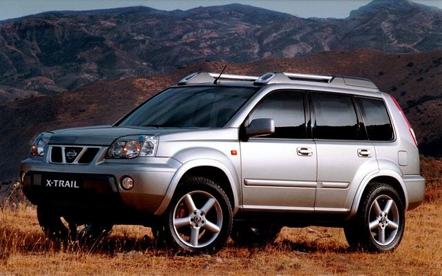 2001 Nissan XTrail concept
