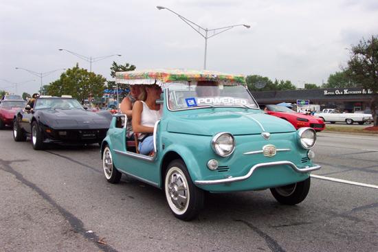2001 Woodward Dream Cruise
