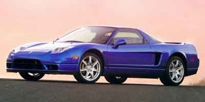 2002 Acura NSX 2dr NSX-T Open Top 3.2L Manual exterior left side