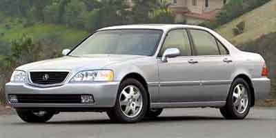 2002 Acura RL