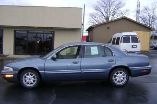 2002 Buick Park Avenue used car