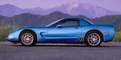 2002 Chevrolet Corvette (Chevy) Review, Ratings, Specs ...