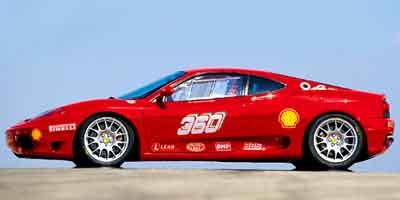 2002 Ferrari 360 Challenge