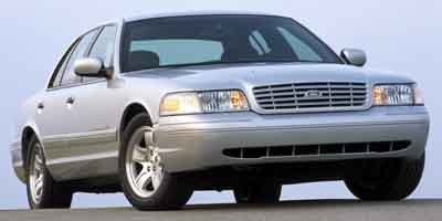 2002 Ford Crown Victoria Standard