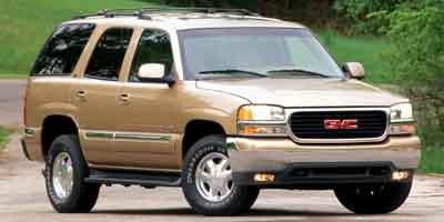 2002 GMC Yukon SLE
