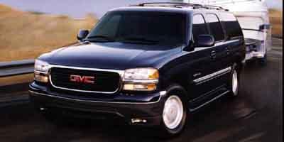 2002 GMC Yukon XL SLE