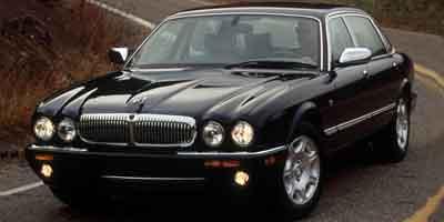 2002 Jaguar XJ VDP