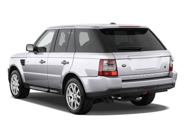 Image 2009 Land Rover Range Rover Sport 4wd 4 Door Hse
