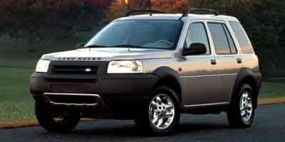 2002 Land Rover Freelander Review Ratings Specs Prices