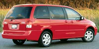 2002 mazda mpv review ratings specs prices and photos. Black Bedroom Furniture Sets. Home Design Ideas