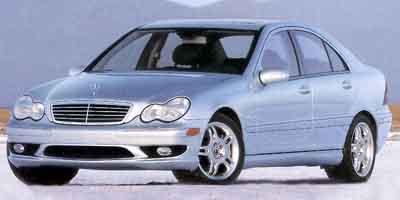 2002 Mercedes Benz C Class AMG
