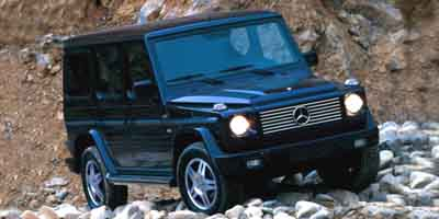 2002 mercedes benz g class review ratings specs prices for Mercedes benz g500 price