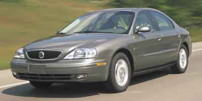 2002 Mercury Sable GS