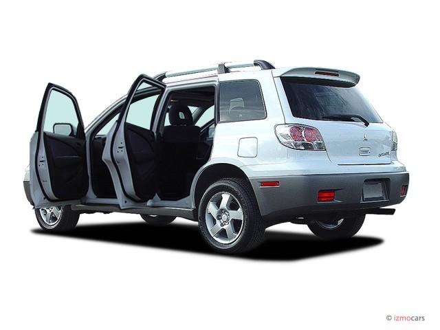 Image: 2003 Mitsubishi Outlander 4-door XLS Open Doors, size: 640 x 480, type: gif, posted on ...