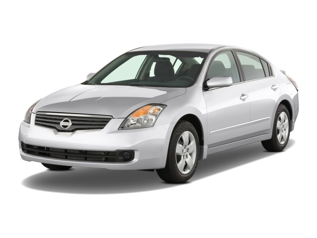 image 2008 nissan altima 4 door sedan i4 cvt s angular. Black Bedroom Furniture Sets. Home Design Ideas