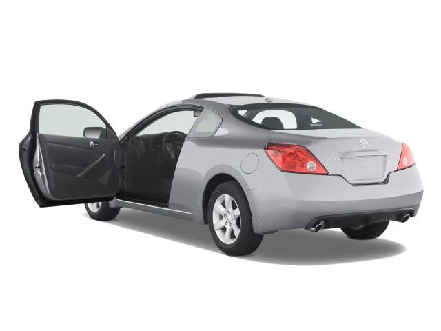 Image 2009 Nissan Altima 2door Coupe I4 CVT S Open Doors size