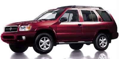 2002 Nissan Pathfinder SE