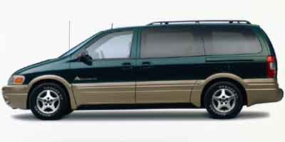 2002 Pontiac Montana w/6-Passenger Seating