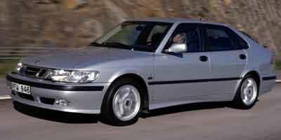 2002 Saab 9-3 SE