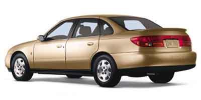 2002 Saturn LS
