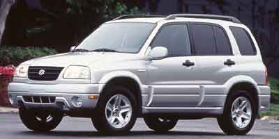 2002 Suzuki Grand Vitara Limited