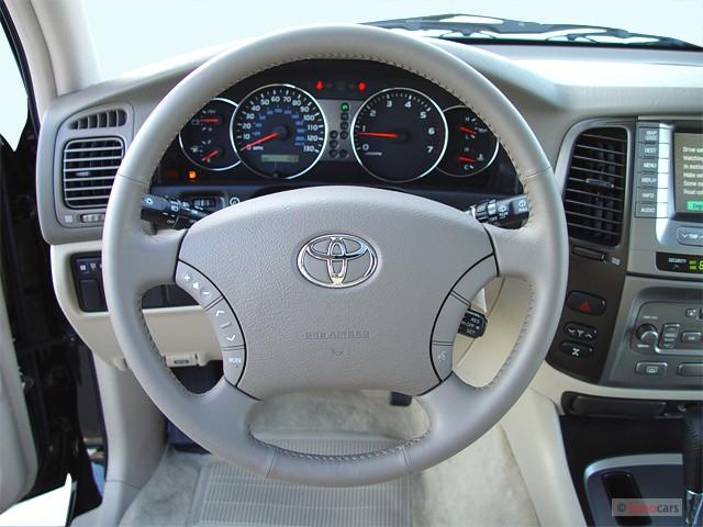 image 2003 toyota land cruiser 4 door 4wd natl steering wheel size 640 x 480 type gif. Black Bedroom Furniture Sets. Home Design Ideas