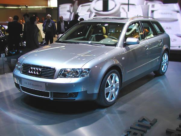2002 Audi A4 Avant