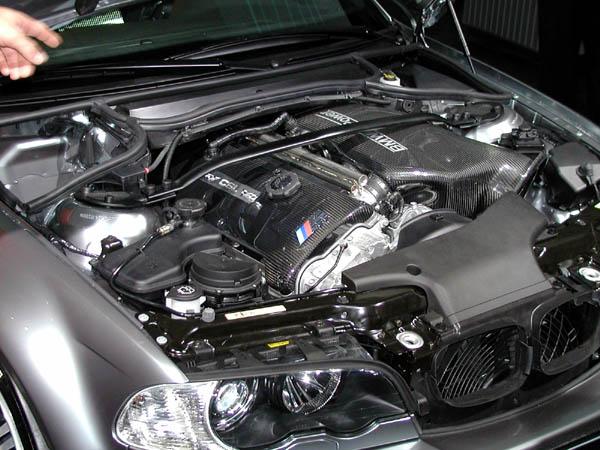 2002 BMW M3 CSL