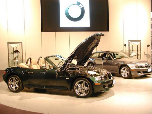 2002 BMW M Roadster and Coupe